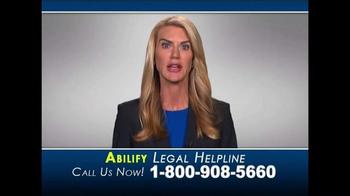 Goldenberg Law TV Spot, 'Abilify' - Thumbnail 2