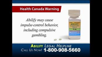 Goldenberg Law TV Spot, 'Abilify' - Thumbnail 3