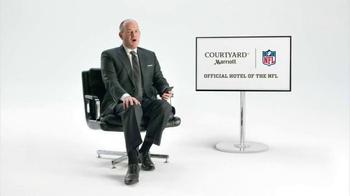Courtyard Marriott TV Spot,'Rich Eisen On Longs Flights Without a Football' - Thumbnail 1