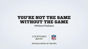 Courtyard Marriott TV Spot,'Rich Eisen On Longs Flights Without a Football' - Thumbnail 10
