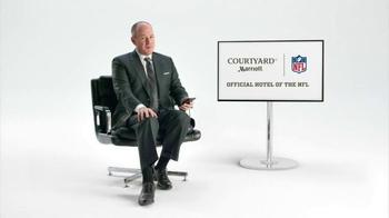 Courtyard Marriott TV Spot,'Rich Eisen On Longs Flights Without a Football' - Thumbnail 2
