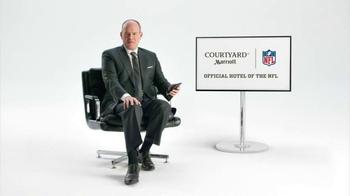 Courtyard Marriott TV Spot,'Rich Eisen On Longs Flights Without a Football' - Thumbnail 9