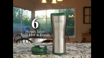 OrGreenic Mug TV Spot, 'Fresh Coffee All Day' - Thumbnail 3