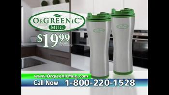 OrGreenic Mug TV Spot, 'Fresh Coffee All Day' - Thumbnail 6