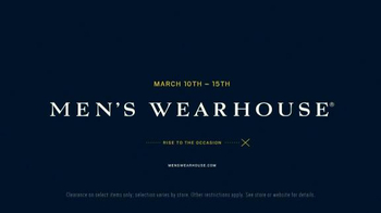 Men's Wearhouse Spring Into Style Event TV Spot, 'Suits and More' - Thumbnail 8