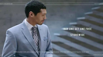 Men's Wearhouse Spring Into Style Event TV Spot, 'Suits and More' - Thumbnail 5