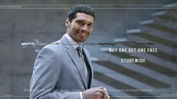 Men's Wearhouse Spring Into Style Event TV Spot, 'Suits and More' - Thumbnail 6