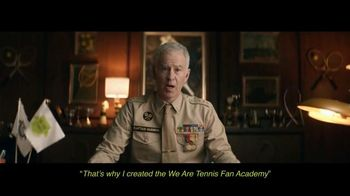 We Are Tennis Fan Academy TV Spot, 'Discover It With Captain John McEnroe'
