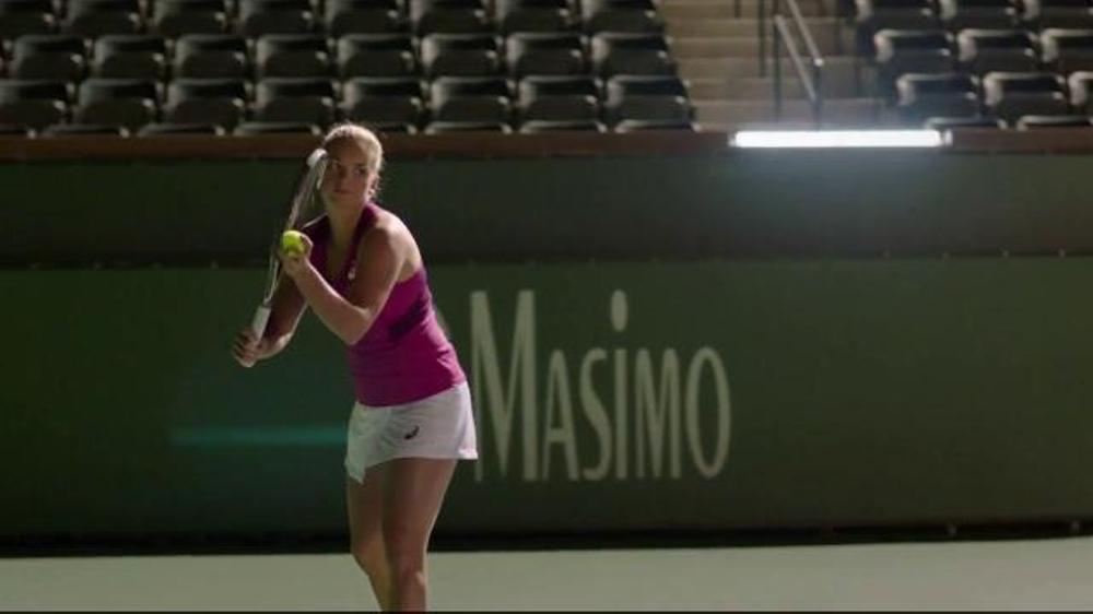 Masimo MightySat TV Commercial, 'Control' Ft. Coco Vandeweghe