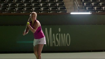 Masimo MightySat TV Spot, 'Control' Ft. Coco Vandeweghe