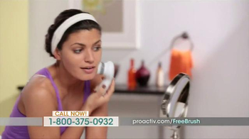 Proactiv TV Spot, 'Facial Brush' Feat. Sarah Michelle Gellar, Lily Aldridge - Thumbnail 4