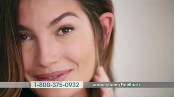 Proactiv TV Spot, 'Facial Brush' Feat. Sarah Michelle Gellar, Lily Aldridge - 452 commercial airings