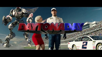 Daytona 500 Super Bowl 2017 TV Promo