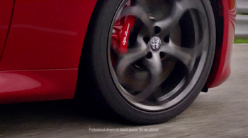 2017 Alfa Romeo Giulia Super Bowl 2017 TV Spot, 'Dear Predictable' - Thumbnail 1