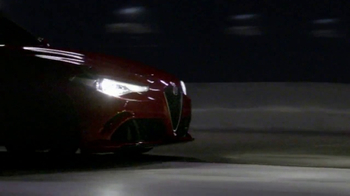2017 Alfa Romeo Giulia Super Bowl 2017 TV Spot, 'Dear Predictable' - Thumbnail 2