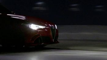2017 Alfa Romeo Giulia Super Bowl 2017 TV Spot, 'Dear Predictable' [T1] - Thumbnail 2