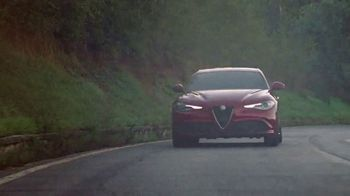2017 Alfa Romeo Giulia Super Bowl 2017 TV Spot, 'Dear Predictable' [T1] - Thumbnail 7