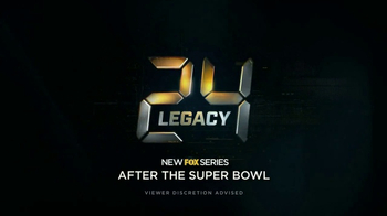 24: Legacy Super Bowl 2017 TV Promo, 'It's Back' - Thumbnail 8