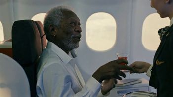 Turkish Airlines Super Bowl 2017 TV Spot, 'Wonder' Featuring Morgan Freeman - Thumbnail 4