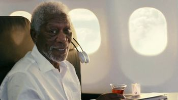 Turkish Airlines Super Bowl 2017 TV Spot, 'Wonder' Featuring Morgan Freeman - Thumbnail 5