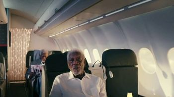 Turkish Airlines Super Bowl 2017 TV Spot, 'Wonder' Featuring Morgan Freeman - Thumbnail 6