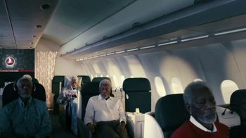 Turkish Airlines Super Bowl 2017 TV Spot, 'Wonder' Featuring Morgan Freeman - Thumbnail 7