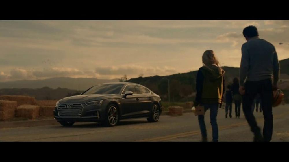 17bf1a5074 Audi S5 Super Bowl 2017 TV Commercial