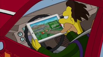 2017 Daytona 500 Super Bowl 2017 TV Promo, 'The Simpsons' - Thumbnail 2