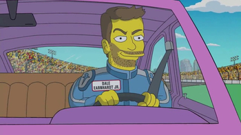 2017 Daytona 500 Super Bowl 2017 TV Promo, 'The Simpsons' - Thumbnail 6