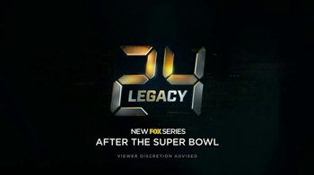 24: Legacy Super Bowl 2017 TV Promo, 'The Cast' - Thumbnail 8