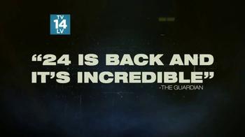 24: Legacy Super Bowl 2017 TV Promo, 'The Cast' - Thumbnail 1