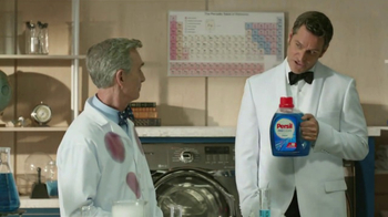 Persil ProClean Super Bowl 2017 TV Spot, '10 Dimensions' Featuring Bill Nye - 1 commercial airings