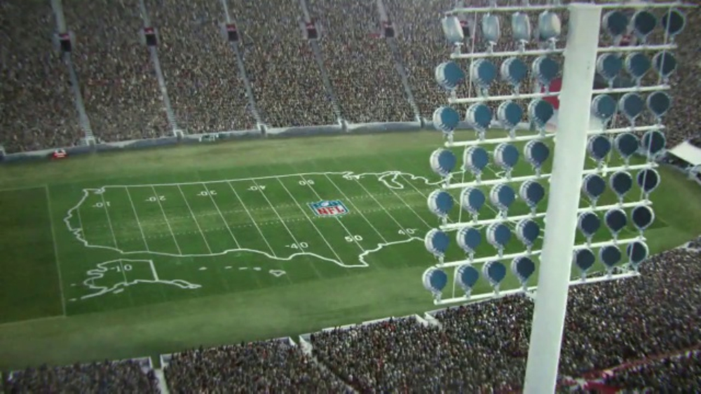 NFL Super Bowl 2017 TV Commercial, 'Inside These Lines'