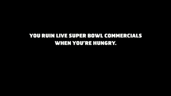Snickers Super Bowl 2017 TV Spot, 'Ruined Commercial' Featuring Adam Driver - Thumbnail 7