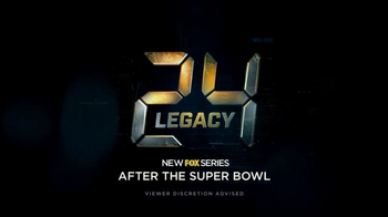 24: Legacy Super Bowl 2017 TV Promo, 'Tonight' - Thumbnail 9