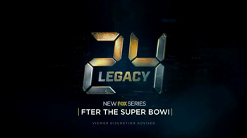 24: Legacy Super Bowl 2017 TV Promo, 'Tonight' - Thumbnail 7