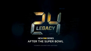 24: Legacy Super Bowl 2017 TV Promo, 'Tonight' - Thumbnail 8