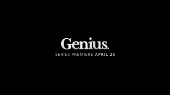 Genius Super Bowl 2017 TV Promo, 'Coming in April' - Thumbnail 7