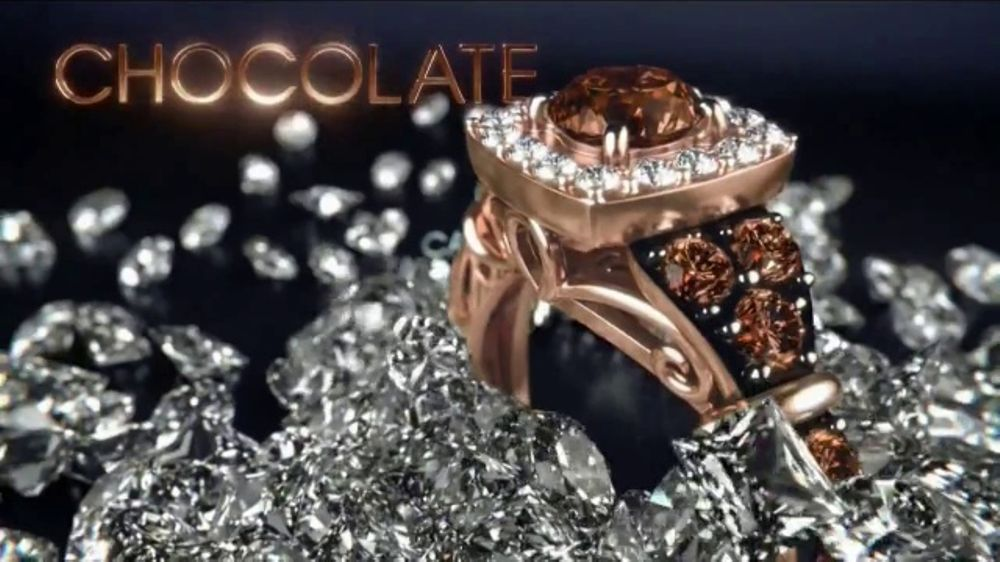 Kay Jewelers Le Vian Chocolate Diamonds Tv Commercial