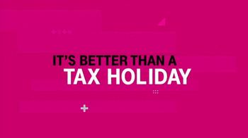 T-Mobile One TV Spot, 'T-Mobile One & Device: Better Than a Tax Holiday' - Thumbnail 10