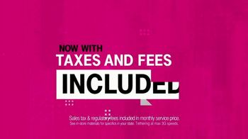 T-Mobile One TV Spot, 'T-Mobile One & Device: Better Than a Tax Holiday' - Thumbnail 4