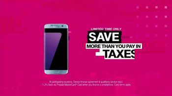 T-Mobile One TV Spot, 'T-Mobile One & Device: Better Than a Tax Holiday' - Thumbnail 7