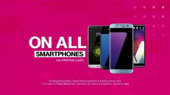 T-Mobile One TV Spot, 'T-Mobile One & Device: Better Than a Tax Holiday' - Thumbnail 8