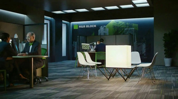 H&R Block Super Bowl 2017 TV Spot 'Watson' Featuring Jon Hamm - Thumbnail 4