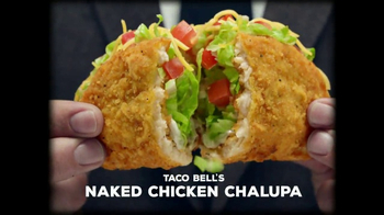 Taco Bell Naked Chicken Chalupa Super Bowl 2017 TV Spot, 'Street Names' - Thumbnail 3