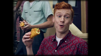 Taco Bell Naked Chicken Chalupa Super Bowl 2017 TV Spot, 'Street Names'