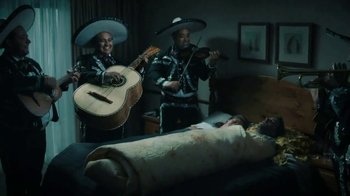 Nexium 24HR Super Bowl 2017 TV Spot, 'Burrito and Mariachi Band'