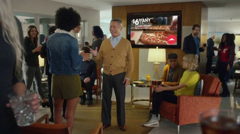 Pizza Hut Super Bowl 2017 TV Spot, 'Oh My' Featuring George Takei - Thumbnail 1