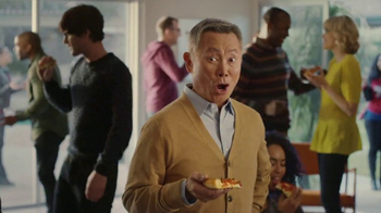 Pizza Hut Super Bowl 2017 TV Spot, 'Oh My' Featuring George Takei - Thumbnail 9