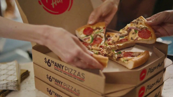 Pizza Hut Super Bowl 2017 TV Spot, 'Oh My' Featuring George Takei - Thumbnail 6
